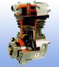 Камаз ремонт компрессора одноцилиндрового